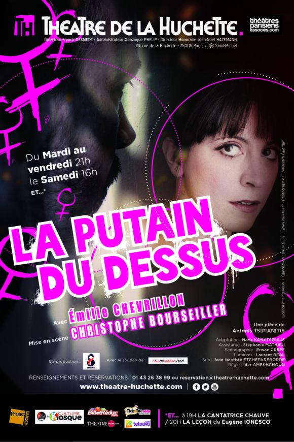 La Putain du dessus (2017)