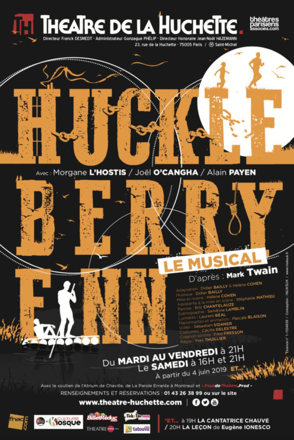 Huckleberry Finn (2019)