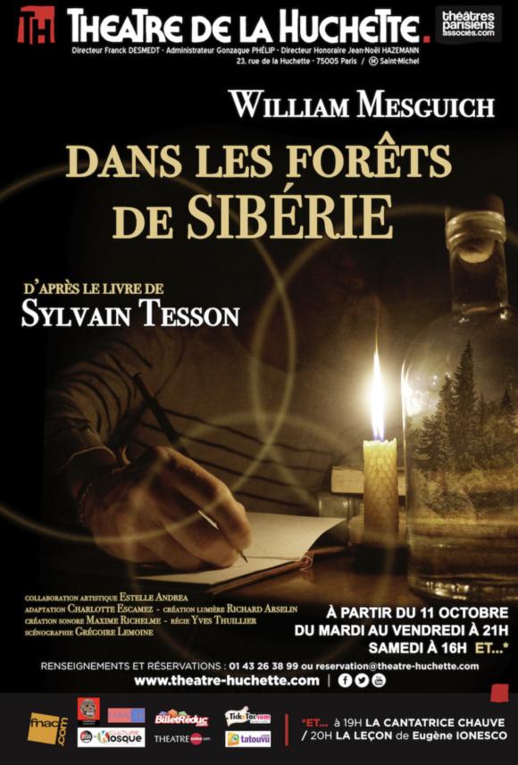 Dans les forêts de Sibérie (2019)
