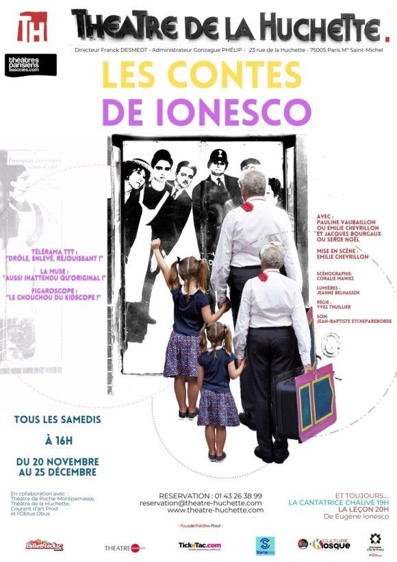 Les Contes de Ionesco